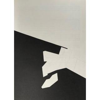 1970 Derriere Le Miroir Pablo Palazuelo Original Lithograph DM09184 For Sale