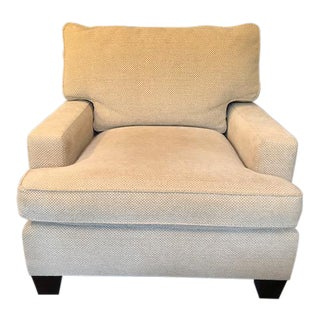 Barbara Barry Club Chair for Baker Furniture For Sale