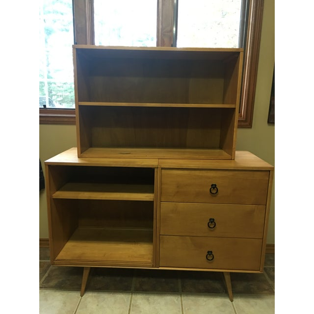 1950s Mid-Century Modern Paul McCobb Planner Group Storage - 4 Pieces For Sale - Image 9 of 9