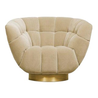 Covet Paris Essex Swivel Chair For Sale