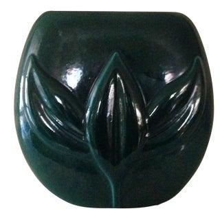 Large Jaru of California Green Tulip Vase
