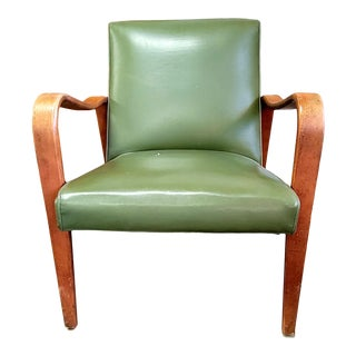 MidCentury Modern Thonet SIde Chair For Sale