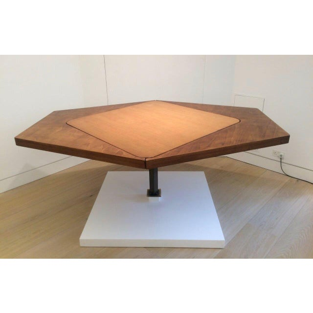 Philips Phillips Auction House Italian Floor Mounted Dining Table For Sale - Image 4 of 7