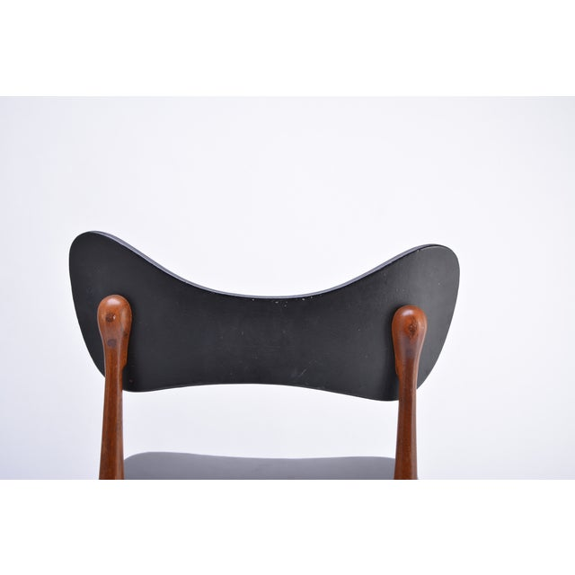 Wood Rare Butterfly Chair by Inge & Luciano Rubino, 1963 For Sale - Image 7 of 9