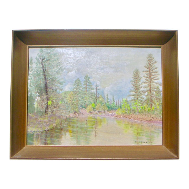 Feather River California Painting For Sale