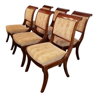Henredon Dining Chairs C. 1991 - Set of 6 For Sale