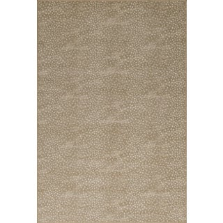 "Stark Studio Rugs Derning Almond Rug - 7'10"" X 10'10"" For Sale"