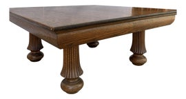 Image of Mission Coffee Tables