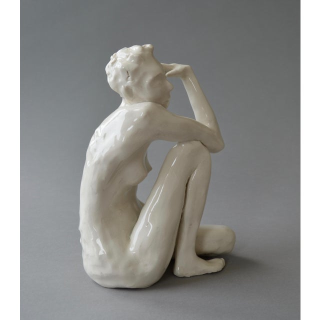 I create these maquettes as studies for my large figurative sculptures. I use photographs by notable photographers as my...