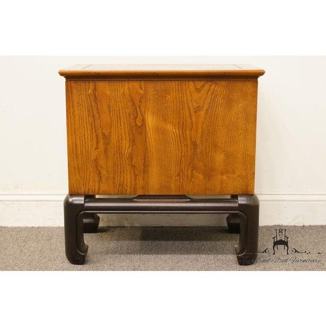 Brown Lane Furniture Alta Vista Nightstand For Sale - Image 8 of 11