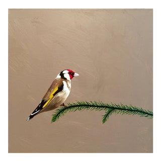 "Original ""Fall Prep"" Acrylic Painting on Canvas"