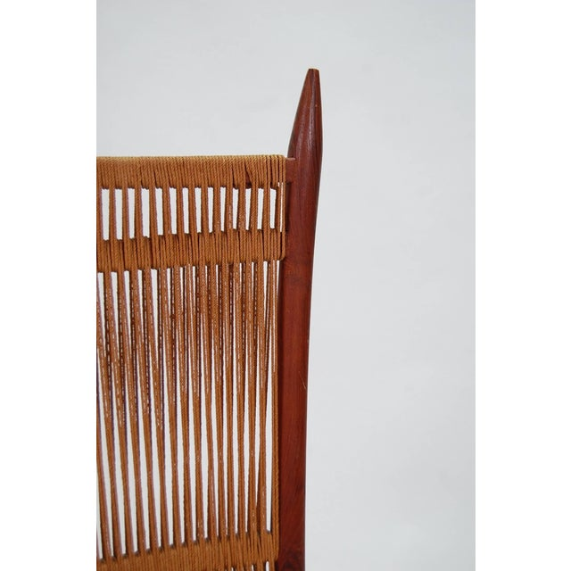 Diminutive Scandinavian Chair in Teak For Sale - Image 5 of 8