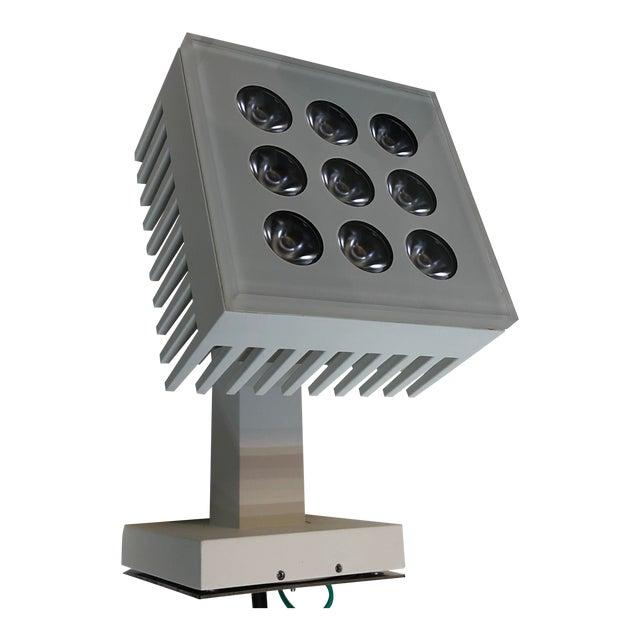 Artemide Falange 9 Outdoor Light in Lunar White - Showroom Sample For Sale