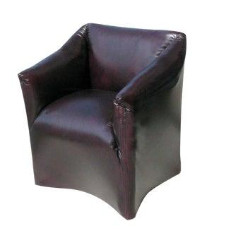 Pair Cassina Mario Bellini Tentazione Lounge Armchairs For Sale