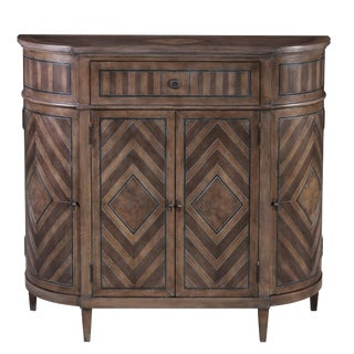 Art Deco Fillmore Oak Veneer Chest