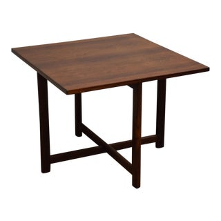 Danish Modern Rosewood End Table by Durup Møbler