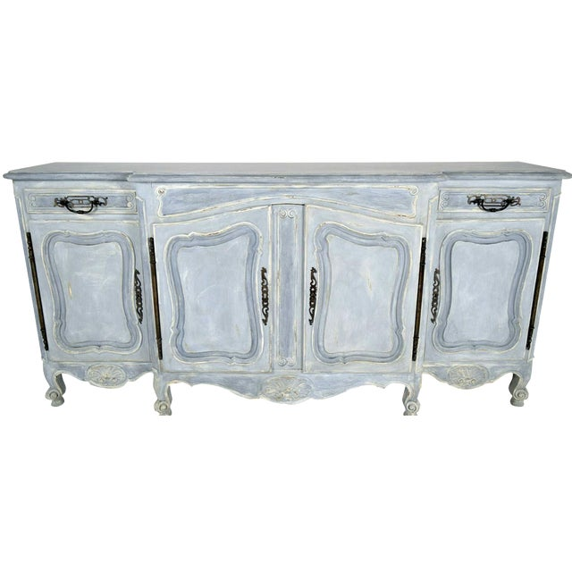 French Louis XV Sideboard - Image 1 of 11