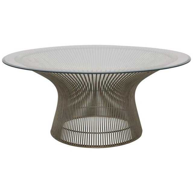 Warren Platner for Knoll Coffee Table, Usa, 1970s For Sale - Image 10 of 10