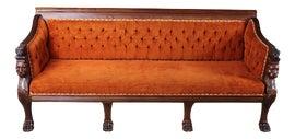 Image of Renaissance Revival Standard Sofas