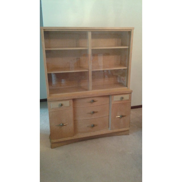 Stanley Mid-Century Modern China Cabinet - Image 2 of 10
