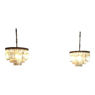 Restoration Hardware Chandelier - A Pair For Sale