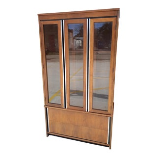 Basset Furniture Co Urbanite China Cabinet