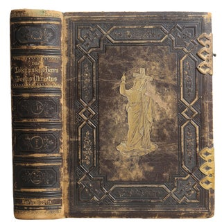 "1873 ""Jesus Christus"" Coffee Table Book For Sale"
