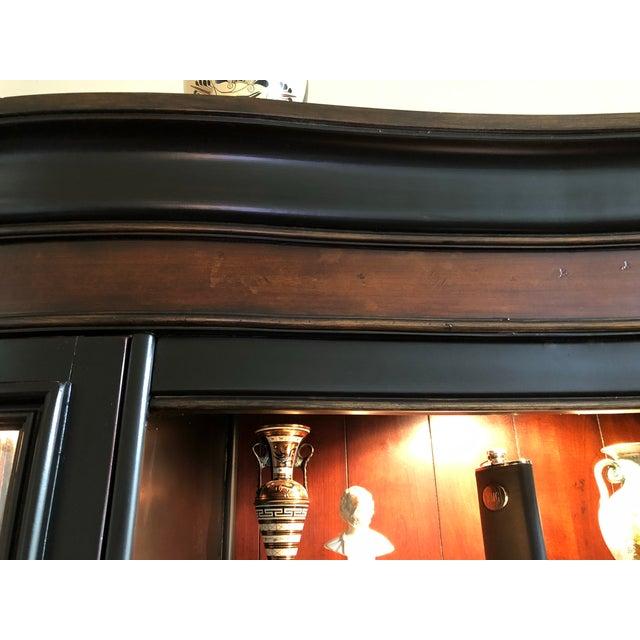 Hooker Furniture Hooker Preston Ridge Credenza and Hutch For Sale - Image 4 of 7