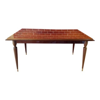 french mid century dining table - French Dining Table