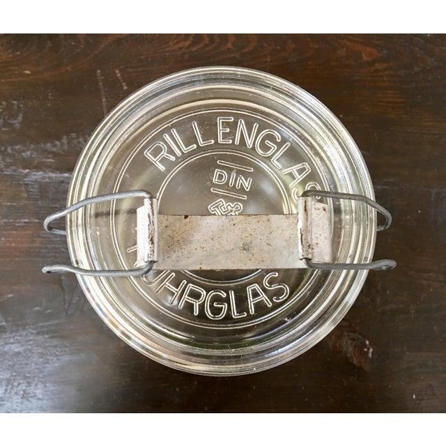1960s Vintage German Ruhrglass Fruit Jars - Set of 4 For Sale - Image 5 of 10