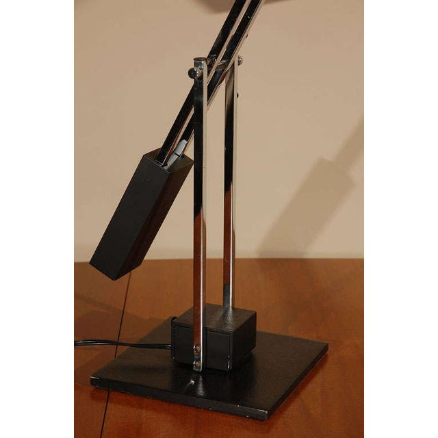 Mid-Century Modern 1970s Counter Balance Task Lamp For Sale - Image 3 of 9