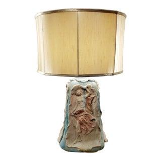 1950s Marcello Fantoni Table Lamp For Sale
