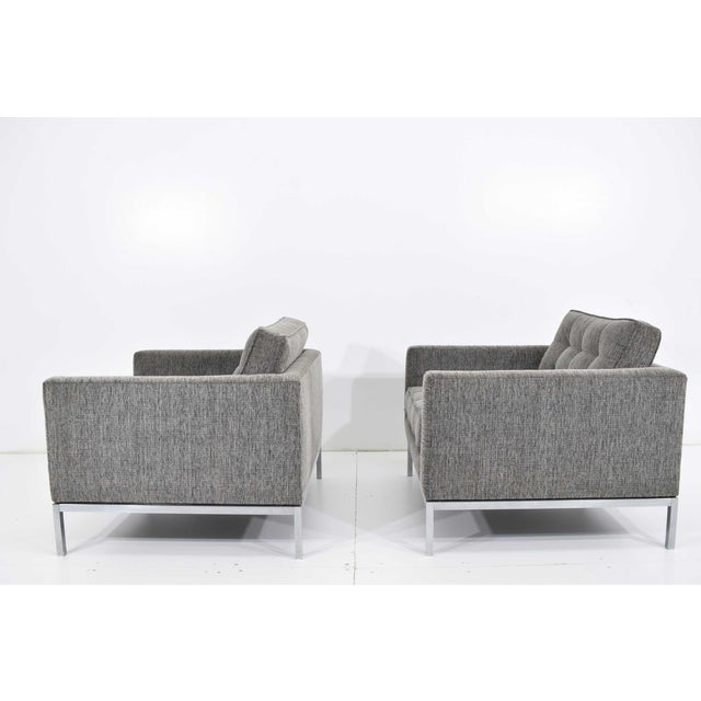 1960s Florence Knoll Chairs - a Pair For Sale In Dallas - Image 6 of 13