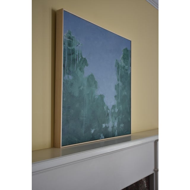 "Canvas ""Evening Calls"" Contemporary Painting by Stephen Remick For Sale - Image 7 of 11"