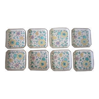 Antique Chinese Trays - Set of 8 For Sale