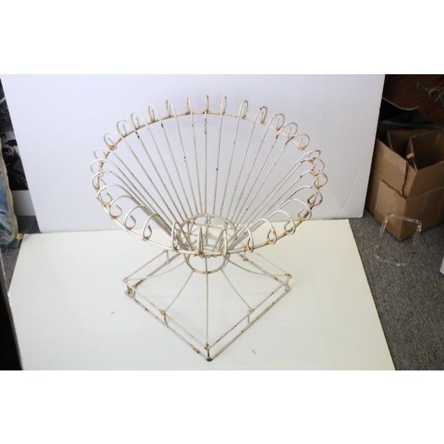 Early 20th Century 20th Century Art Nouveau Iront Plant Stand For Sale - Image 5 of 6