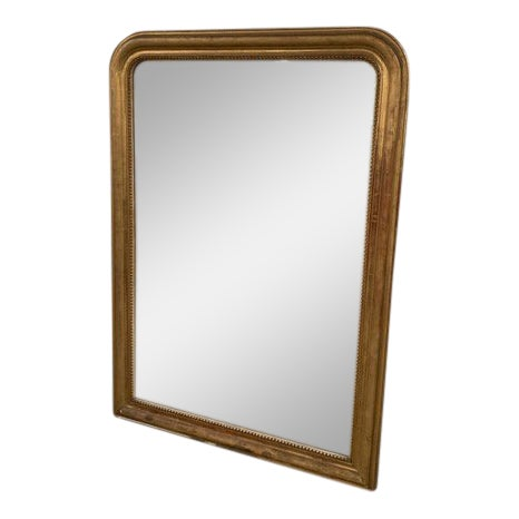 19th Century Grand Louis Philippe Mirror For Sale