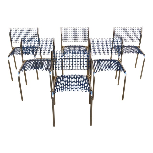 Thonet Sof-Tech Side Chairs by David Rowland - Set of 6 - Image 1 of 11