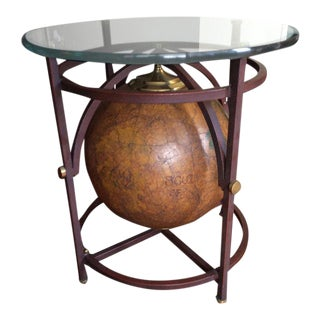 Matitlin Smith Globe Glass Table