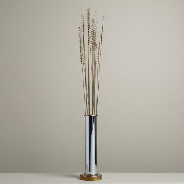 Curtis Jere Curtis Jere Designed Wheatsheaf Light Sculpture 1970s For Sale - Image 4 of 4