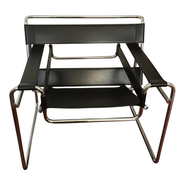 Wassily Chair Reproduction - Image 1 of 11