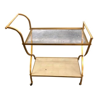 Century Furniture Adele Bar Cart For Sale