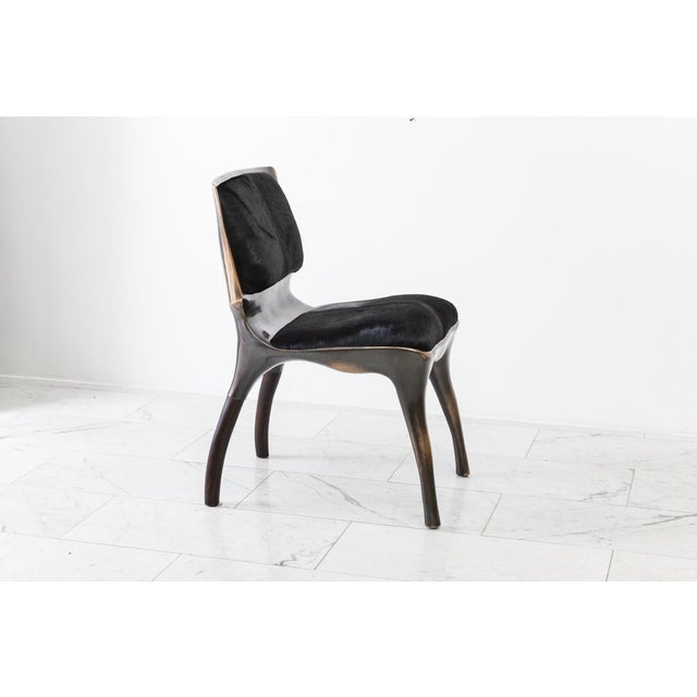 Contemporary Tusk Chair, Usa, 2018 For Sale - Image 3 of 13
