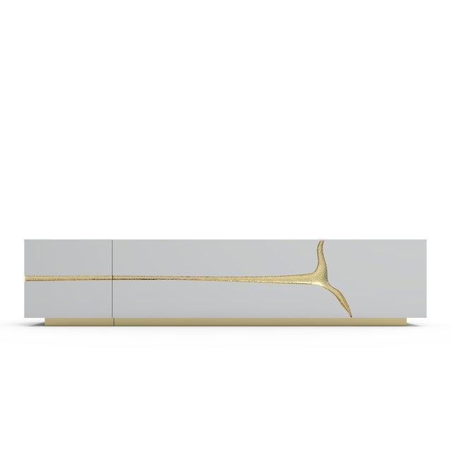 Lapiaz Tv Cabinet From Covet Paris For Sale - Image 9 of 9
