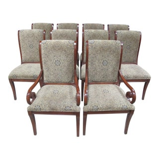 Drexel Heritage Dining Chairs - Set of 10