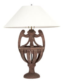Image of Newly Made French Country Table Lamps