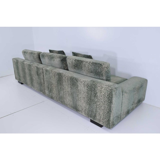 Contemporary Christian Liaigre Augustin Sofa For Sale - Image 3 of 13