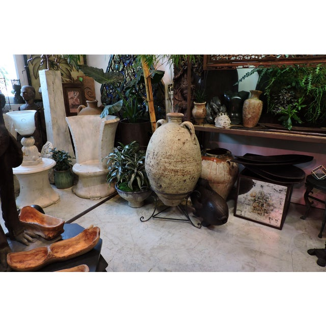 Mid 20th Century Tunisian Amphora Urn For Sale - Image 5 of 6