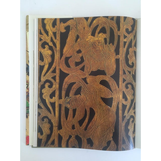 """"""" National Museum Tokyo """" Vintage 1968 Rare Collector Hardcover Art Book For Sale - Image 5 of 11"""