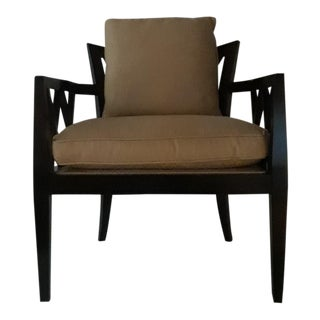 Barbara Barry Collection Baker Furniture #479 Double X Chair